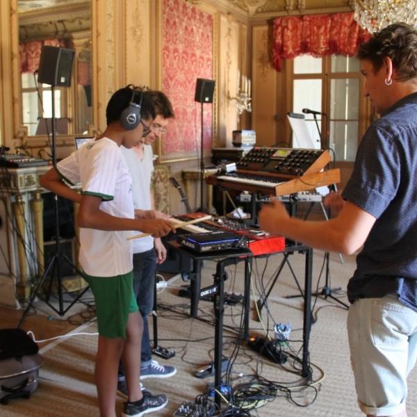 Vidéos de l'atelier musique !